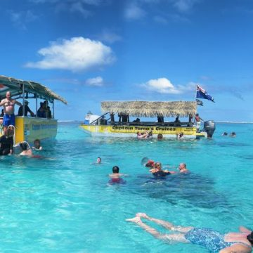 Captain Tama's Lagoon Cruizes
