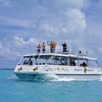 Bishop's Lagoon Cruises