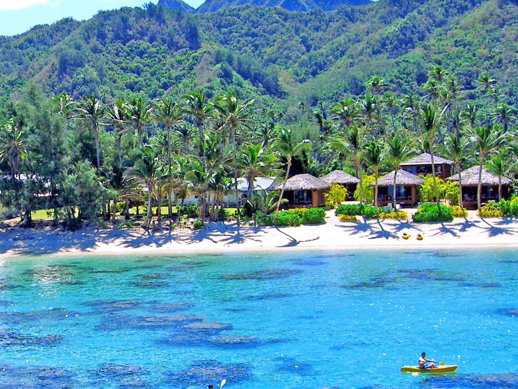Rarotonga Beach Bungalows  U2013 The Cook Islands
