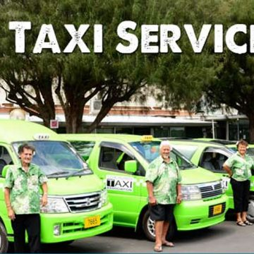 Cook Islands Taxi