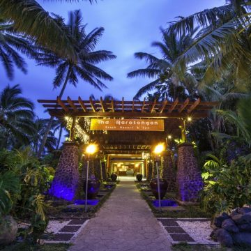 The Rarotongan Beach Resort