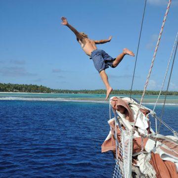 Sail Rarotonga
